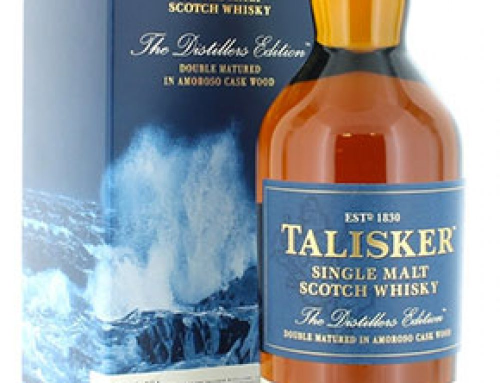 Talisker Distillers Edition 2001
