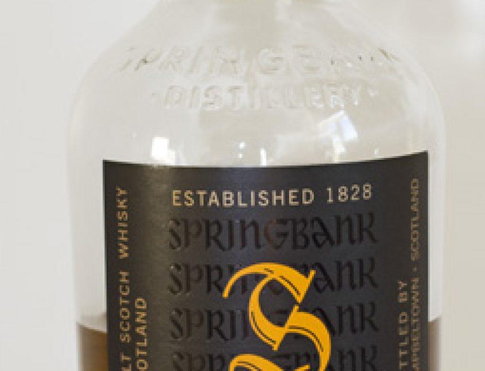 Springbank 1997 Vintage Maderia Cask