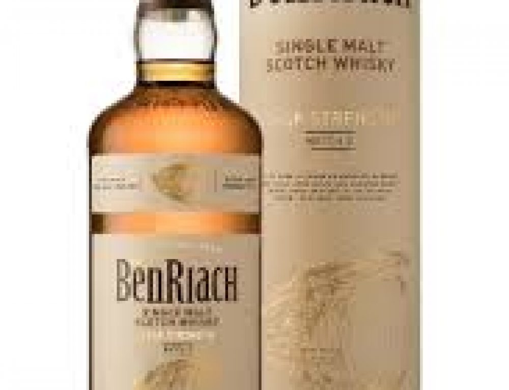 BenRiach Cask Strength Batch 2