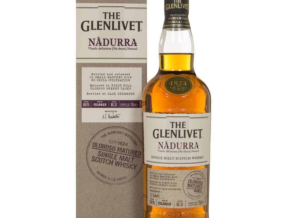 The Glenlivet Nàdurra  60,2%