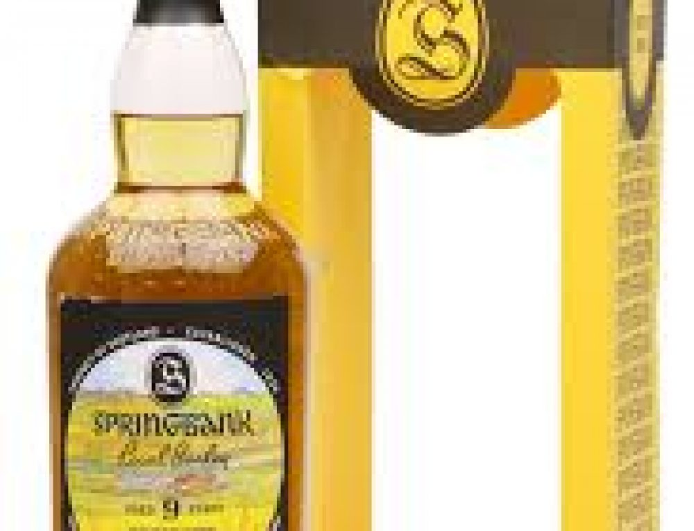 Springbank 9 yo Local Barley