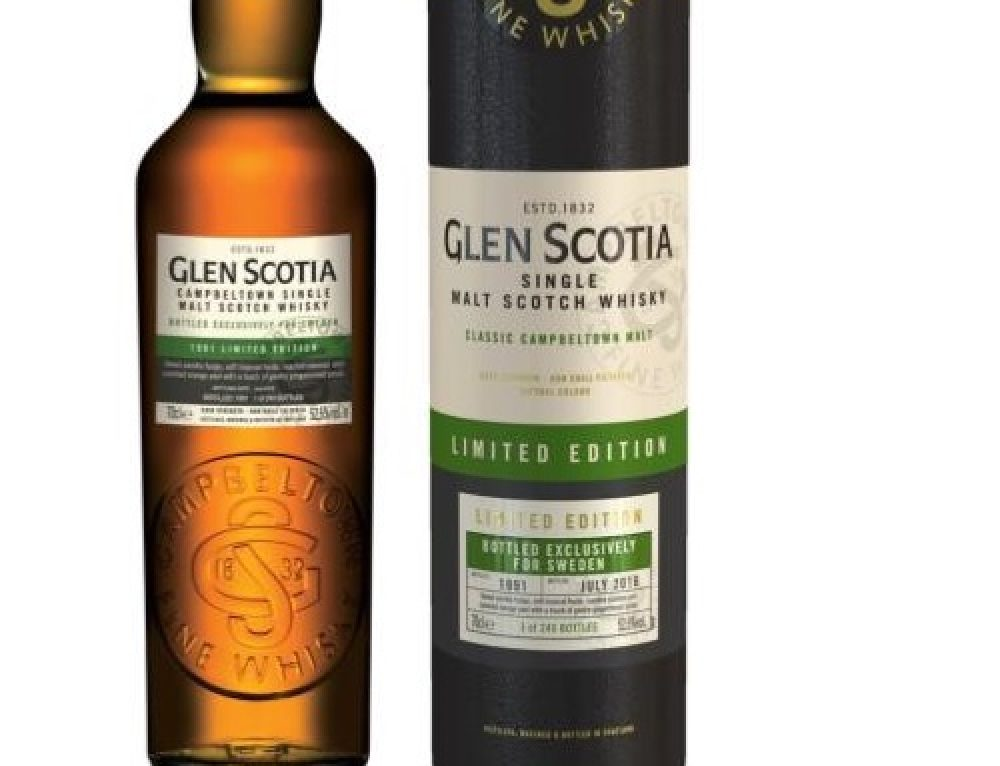 Glen Scotia Limited Edition 1991