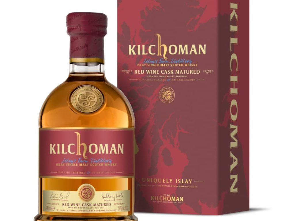 Kilhoman Red Wine Cask Matured