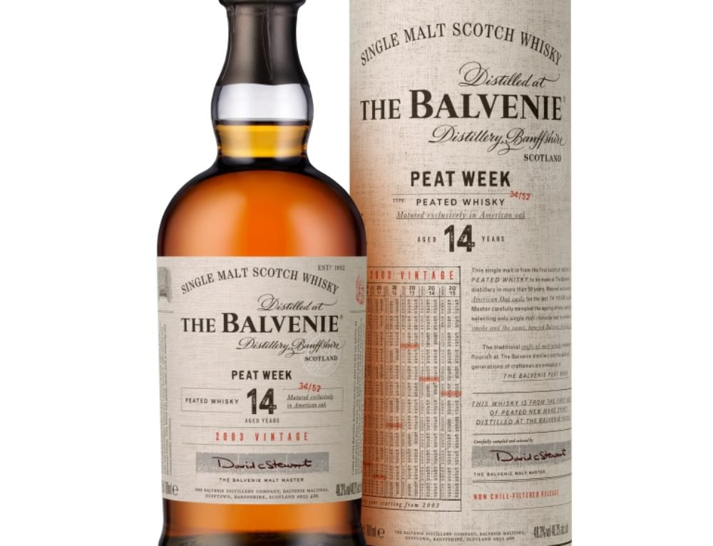 The Balvenie 14 yo Peat Week