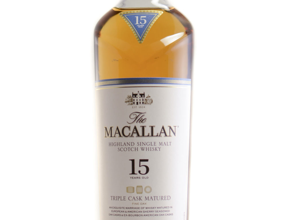 The Macallan Triple Cask 43%