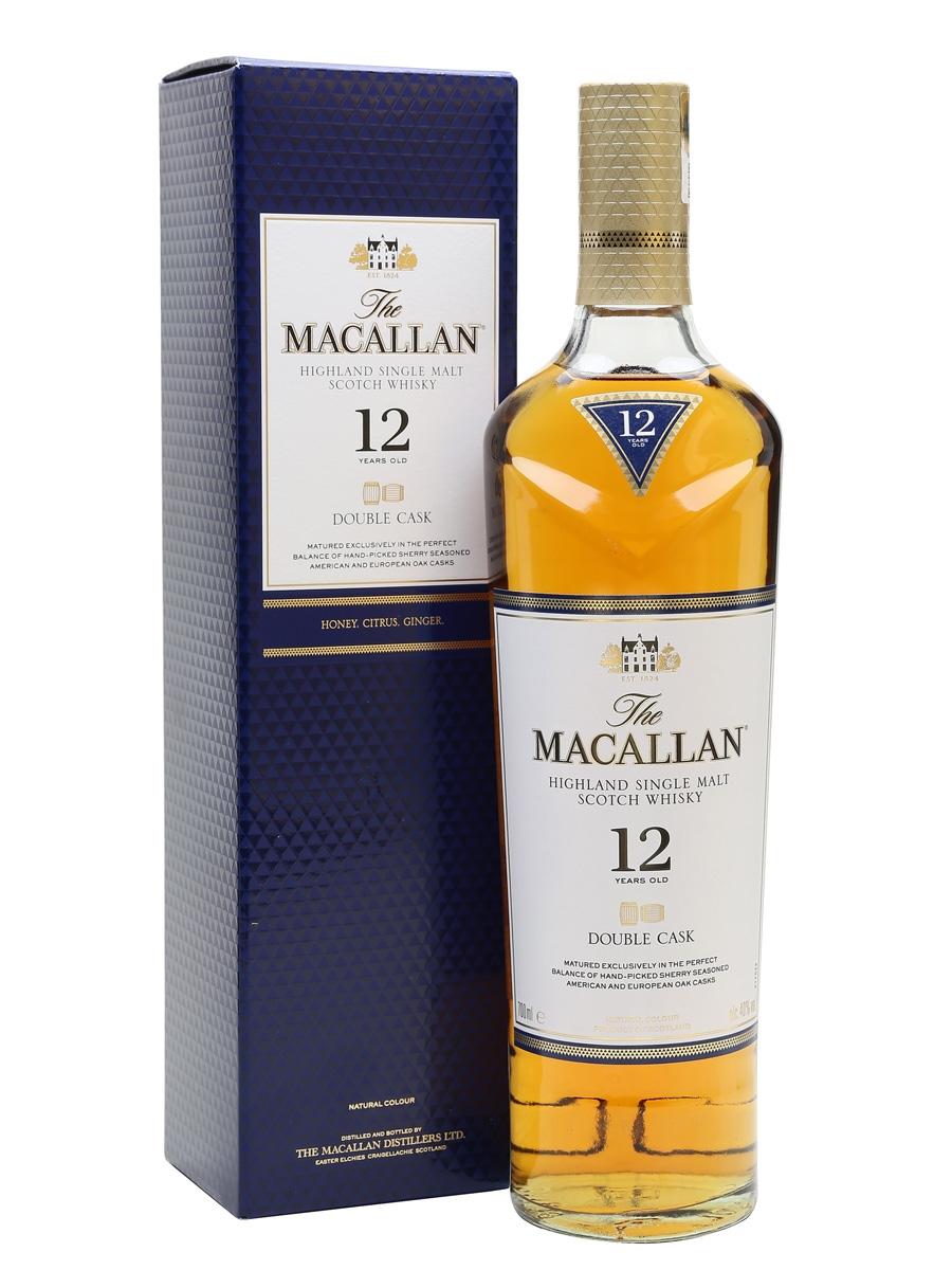 The Macallan Double Cask 12 yo