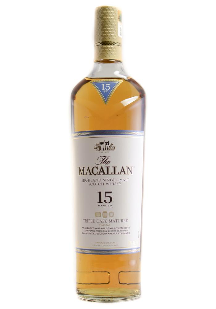 The Macallan Triple Cask 43%